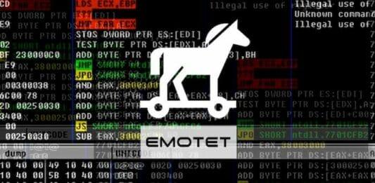 Emotet está brincando de extorsão com novo modelo de spam