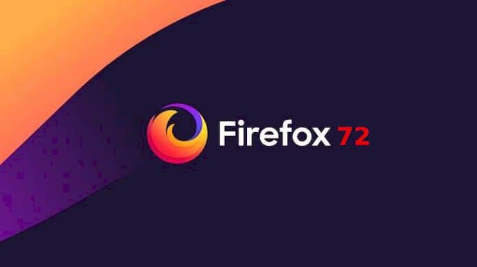 Firefox 72.0.1 lançado para corrigir uma vulnerabilidade de gravidade