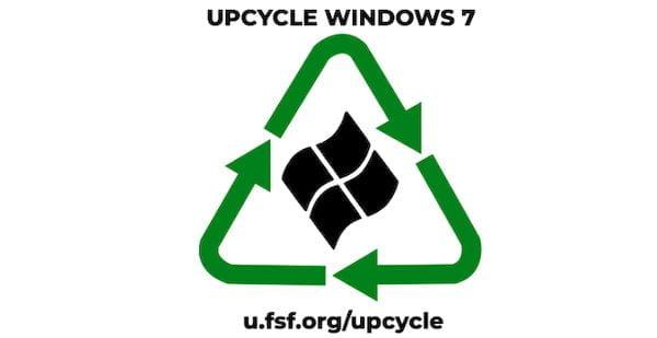 FSF lançou uma petição para a Microsoft abrir o código do Windows 7