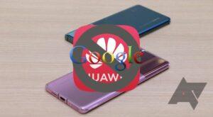 Huawei diz que não retornará aos serviços do Google