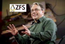 Linus Torvalds disse que não é aconselhável usar o ZFS no Linux