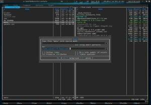 Midnight Commander 4.8.24 foi lançado com correções e novos recursos