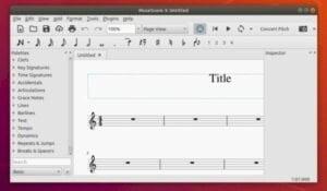 MuseScore 3.4 lançado com novos recursos e melhorias