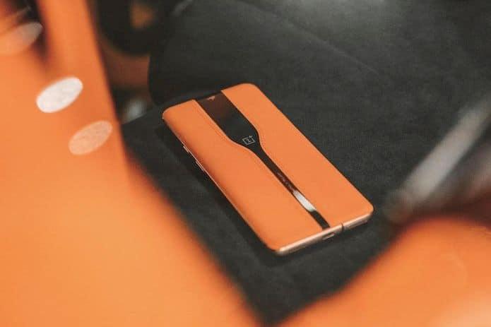 OnePlus Concept One possui vidro que muda de cor e as câmeras traseiras