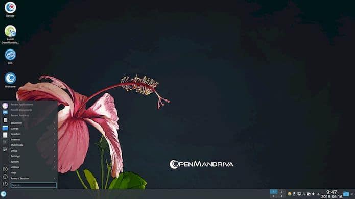 OpenMandriva 4.1 Beta já está disponível para baixar e testar