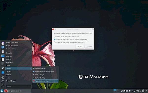 OpenMandriva Lx 4.1 RC já está disponível para download e testes