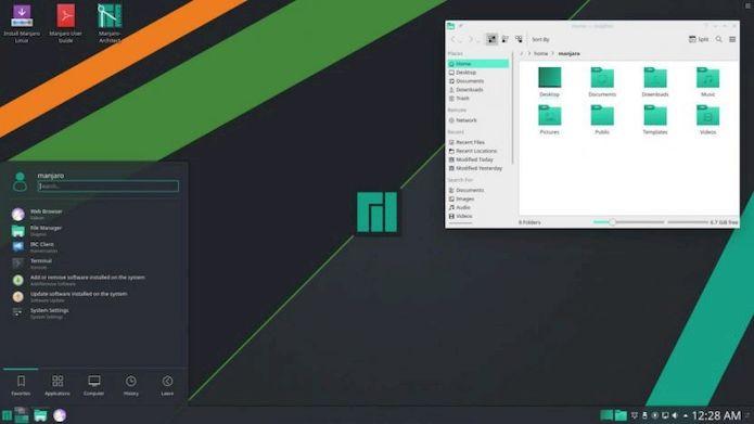 Primeira versão de teste do Manjaro 19.0 KDE já está disponível