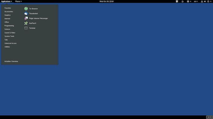 Tails 4.2 lançado com correções para inúmeras falhas de segurança e melhora nas atualizações diretas