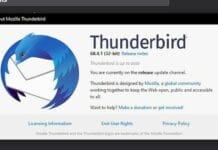 Thunderbird 68.4.1 lançado com correções de bugs e melhorias