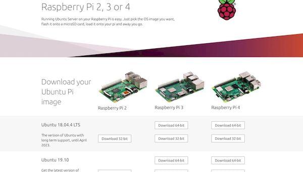 Canonical deixou o download do Ubuntu para Raspberry Pi mais fácil