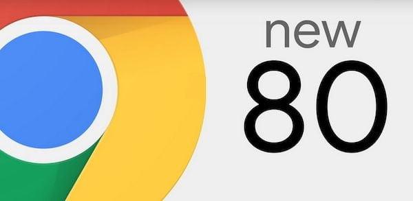 Chrome 80 lançado com 56 correções de segurança e mais