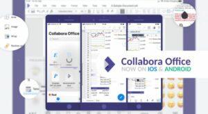 Collabora Office para Android e iOS já está disponível e é baseado no LibreOffice
