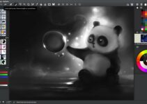 Como instalar o app de pintura digital MyPaint no Linux Via AppImage