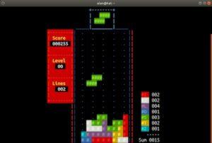 Como instalar o jogo clone de Tetris vitetris no Linux via Snap