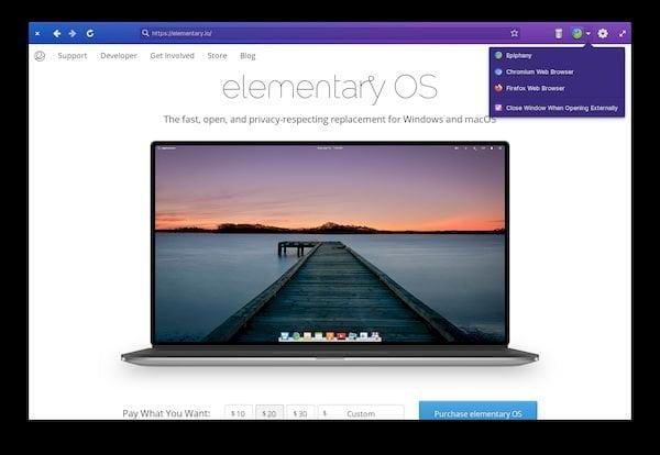 Como instalar o navegador Ephemeral no Linux via Snap