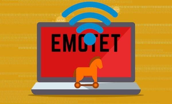 Emotet hackeia Redes Wi-Fi próximas para se espalhar para novas vítimas