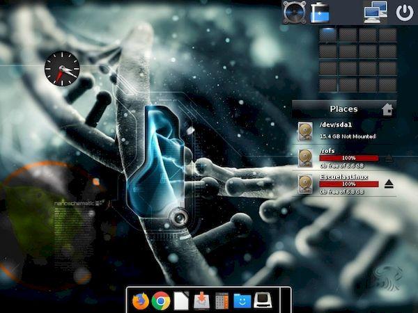 Escuelas Linux 6.7 lançado com Wine 5 e várias outras atualizações