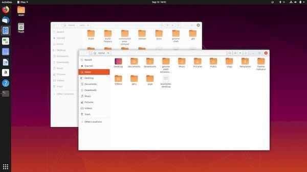 Imagens ISO do Ubuntu 20.04 LTS já inclui o novo tema Yaru