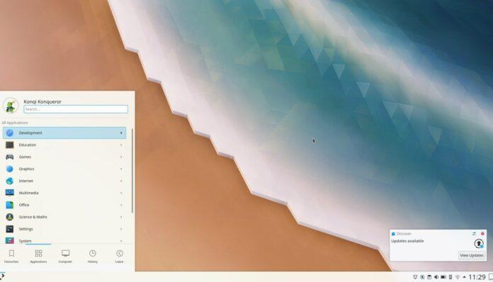 KDE Plasma 5.18.2 lançado com correções para a experiência do usuário