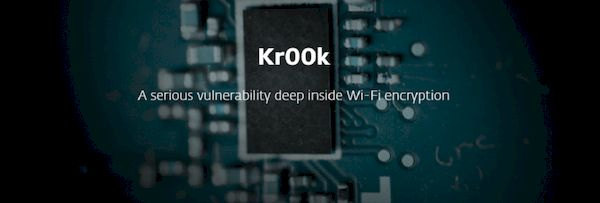 Kr00k, uma vulnerabilidade que afeta os chips Wi-Fi Cypress e Broadcom