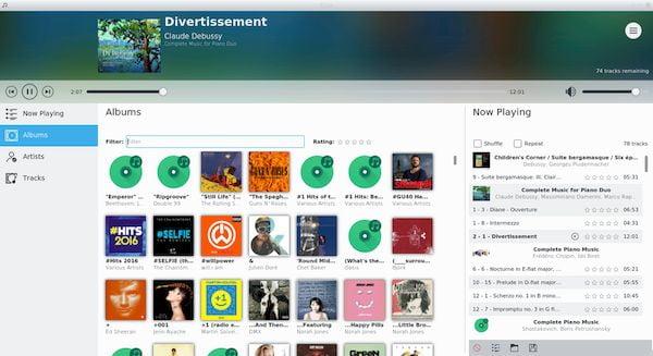 Kubuntu Daily Build já usa Elisa como o player padrão e um novo ícone de menu de aplicativos