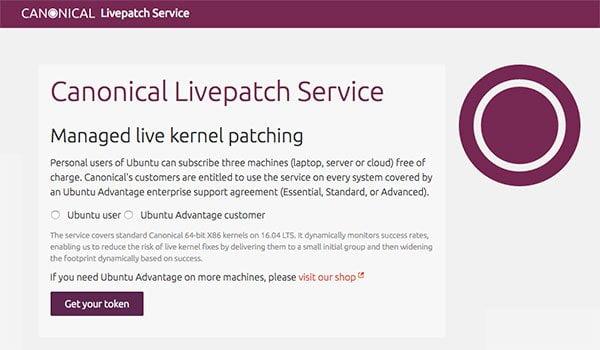 Lançado um Kernel Live Patch para o Ubuntu 18.04 e 16.04