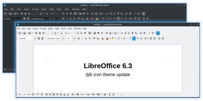 LibreOffice 6.3.5 lançado com um total de 84 correções