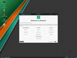 Manjaro Linux 19 MATE Edition lançado com o MATE 1.24