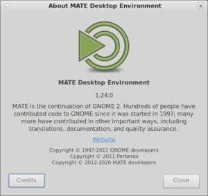 MATE 1.24 lançado com novos aplicativos e muitas melhorias