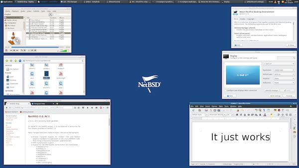 NetBSD 9.0 RC2 já está disponível para download e testes
