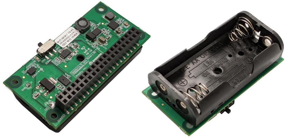 Battery Imu Oferece Mobilidade De Duas Horas Para O Raspberry Pi Zero