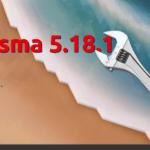Plasma 5.18.1 corrigirá muitas falhas presentes na versão 5.18