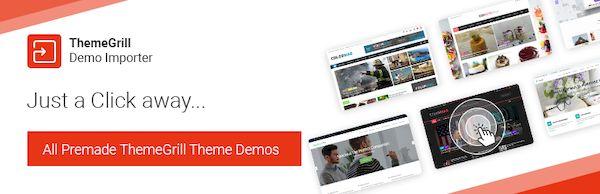 Plugin ThemeGrill Demo Importer for WordPress foi atualizado para corrigir uma falha crítica