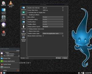 Project Trident 20.02 lançado e é a primeira versão baseada no Void Linux