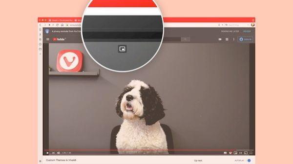 Vivaldi 2.11 lançado com novos controles Picture-in-Picture e mais