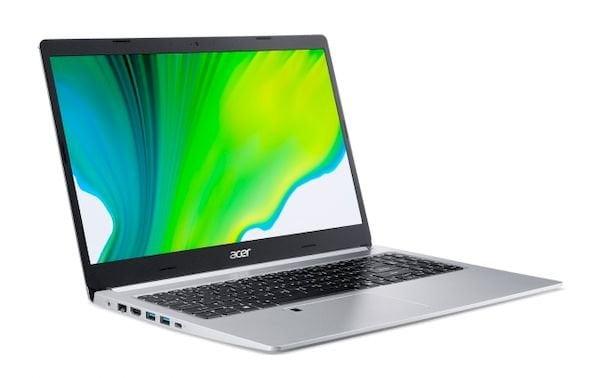 Acer está lançando um laptop Linux AMD Ryzen 5 4500U na Alemanha