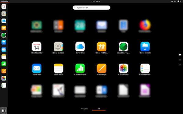 Como instalar o iCloud for Linux no Linux via Snap