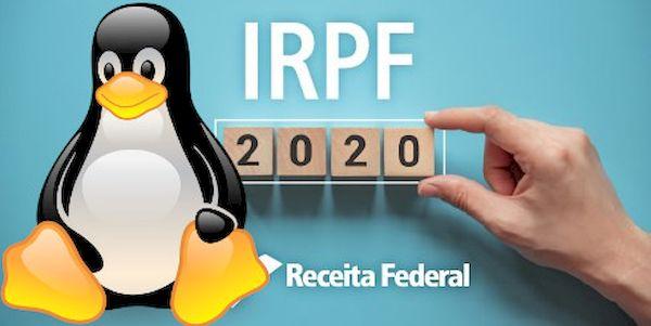 Como instalar a versão multiplataforma do IRPF 2020 no Linux manualmente