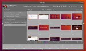 Darktable 3.0.1 lançado com novos recursos e várias correções de bugs