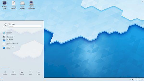 FuryBSD 12.1 lançado com Xfce a 4.14, KDE a 5.17 e mais