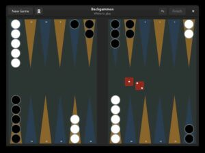 Gamão no Linux? Instale o cliente de backgammon Backgammony
