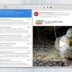 Geary 3.36 lançado com o compositor de e-mail redesenhado