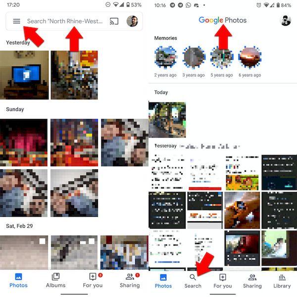 Google Fotos está recebendo amplo redesenho na sua interface