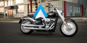 Harley-Davidson adicionará suporte para o Android Auto em suas motos