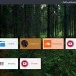 KDE quer levar a área de trabalho do plasma à sua TV com o Plasma Bigscreen