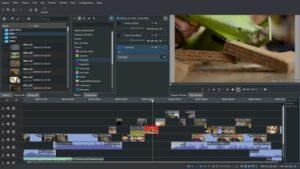 Kdenlive 20.04 Beta lançado com várias melhorias de efeitos e mais