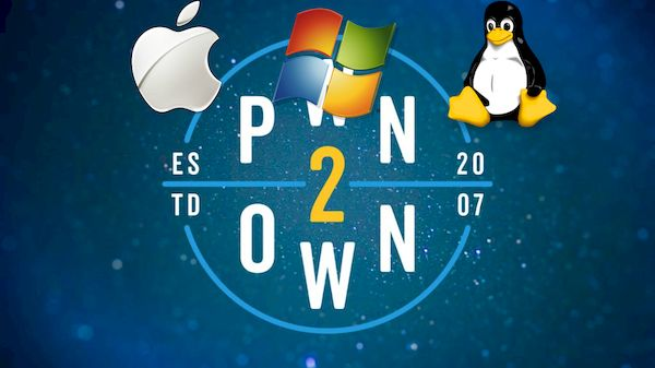 Linux, macOS e Windows caíram no Pwn2Own 2020