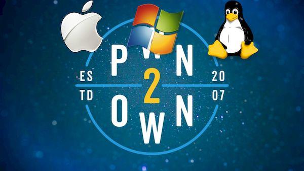 Linux, macOS e Windows caíram no Pwn2Own 2020