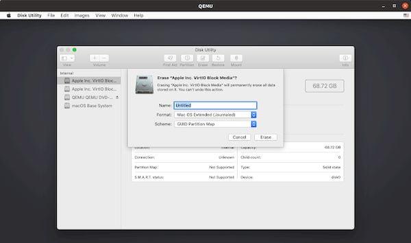 macOS em uma máquina virtual no Linux? Instale o Sosumi