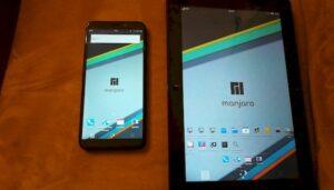 Manjaro Linux já pode ser executado no PinePhone e PineTab